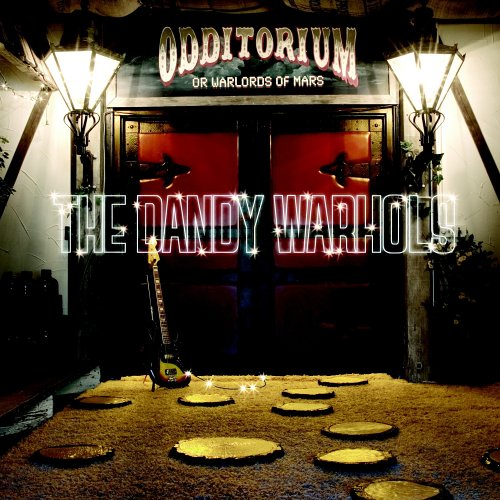 Odditorium or Warlords of Mars (CD+DVD)