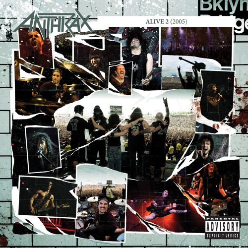 ANTHRAX - Alive 2 - Zortam Music