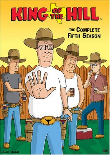 King of the Hill - Season 5 DVD