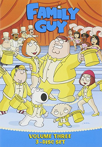 Family Guy, Vol. 3  DVD