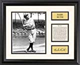 Click here to buy Babe Ruth New York Yankees - Batting - Framed 7 x 9 Photograph by Pro Tour Memorabilia.