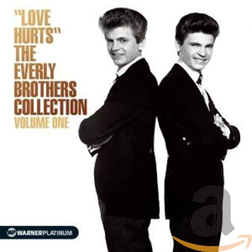 CD-Cover: The Everly Brothers - Love Hurts