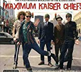 Skivomslag för Maximum Kaiser Chiefs: The Unauthorised Biography of the Kaiser Chiefs