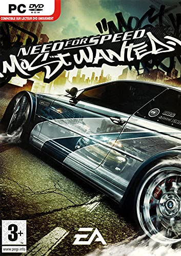Télécharger sur eMule Need For Speed Most Wanted