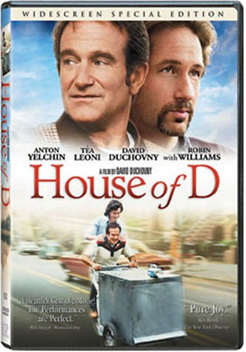 House of D DVD