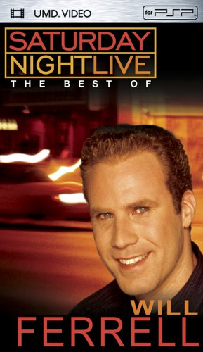 Saturday Night Live - The Best of Will Ferrell [UMD for PSP] DVD