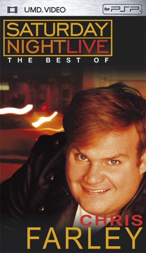 Saturday Night Live - The Best of Chris Farley [UMD for PSP] DVD