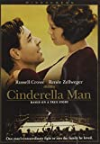 Cinderella Man - movie DVD cover picture