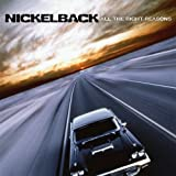 album art by Nickelback