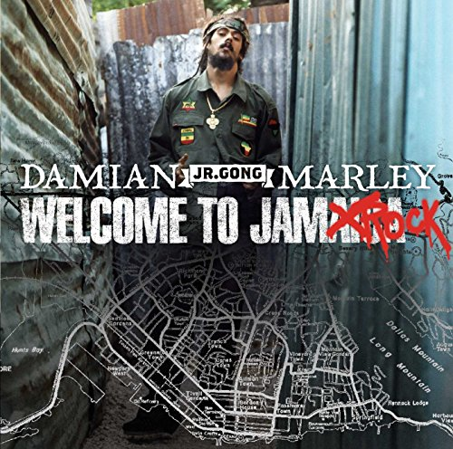 Damian Marley - Welcome To Jamrock