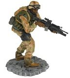 McFarlane's Soldiers 2nd Tour of Duty Army Desert Infantry Grenadier African-American
