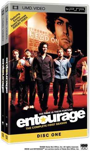 Entourage - The Complete First Season [UMD for PSP] DVD