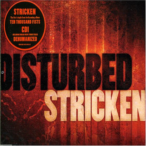 Stricken [UK CD #1]