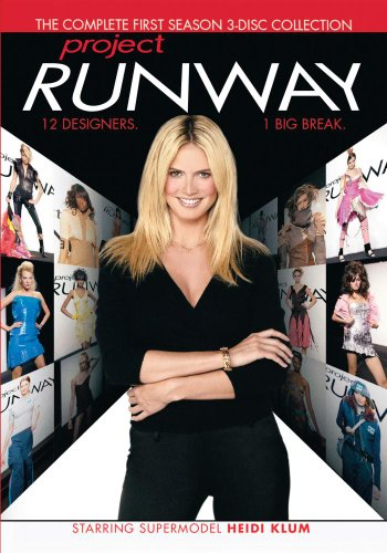 Project Runway - The Complete First Season DVD