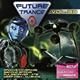Cover de Future Trance, Volume 33 (disc 1)