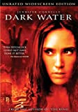 Buy Dark Water: Unrated Widescreen Edition on DVD from Amazon.com