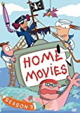 Home Movies - Season Three - movie DVD cover picture