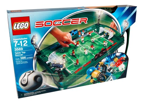 LEGO Sports Grand Soccer Stadium