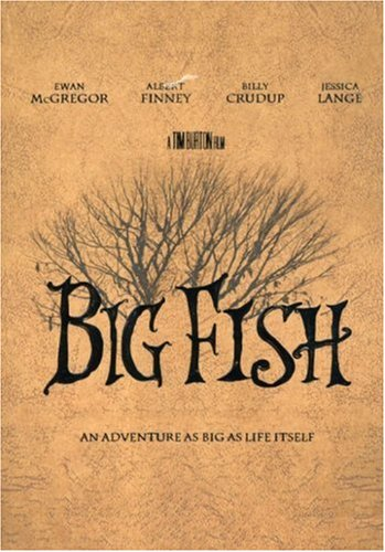 Big Fish Special Edition With Book DVD