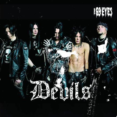 Devils by The 69 Eyes album cover