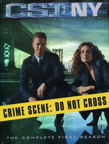 C.S.I. New York - The Complete First Season DVD