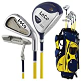 Dunlop Golf LoCo Junior Complete Set - Ages 5-8 by Dunlop
