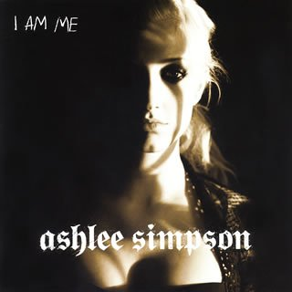Original album cover of I Am Me by Ashlee Simpson