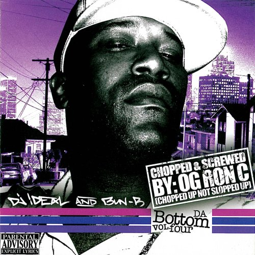 Da Bottom, Vol. 4 [Chopped and Screwed]