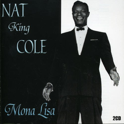 Original album cover of Mona Lisa by Nat King Cole