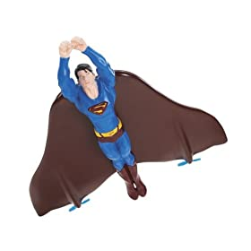 remote control superman toy figure - authorized merchandise