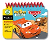 Cars - My First Leappad Interactive Book
