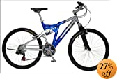 Mongoose Men's 26-Inch Syncom Dual Suspension Mountain Bike by Mongoose