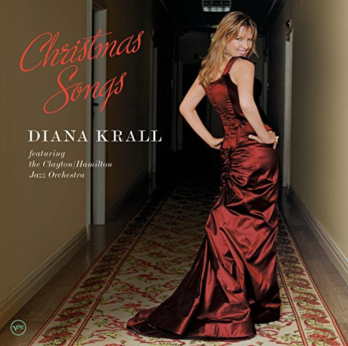 Christmas Songs, Diana Krall and the Clayton-Hamilton Jazz Orchestra