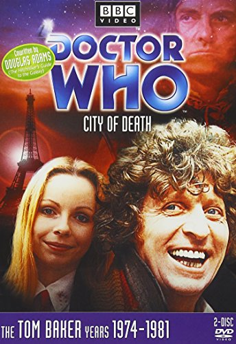 Doctor Who: City of Death cover