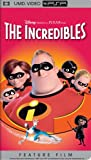 The Incredibles (UMD Mini For PSP) - movie DVD cover picture