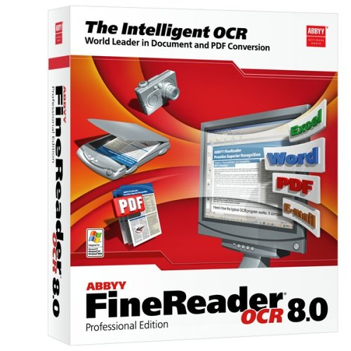 ABBYY FineReader 9.0.0.662 Professional Edition Система оптического