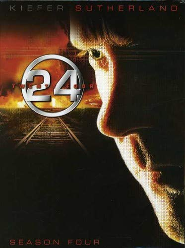 24 - Season Four DVD