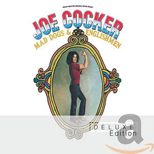 CD-Cover: Joe Cocker - Mad Dogs and English Men