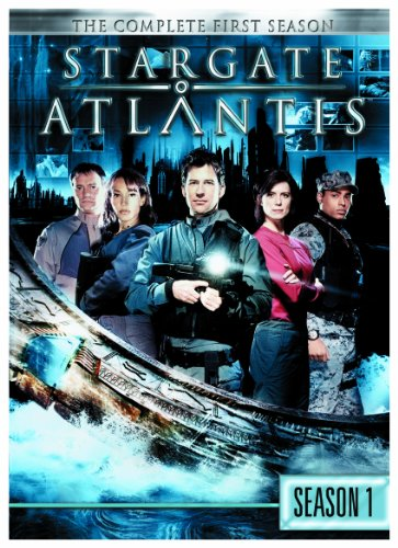 Stargate Atlantis - The Complete Season 1 DVD