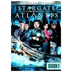Stargate Atlantis Dvds