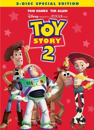 Toy Story 2 DVD Edition