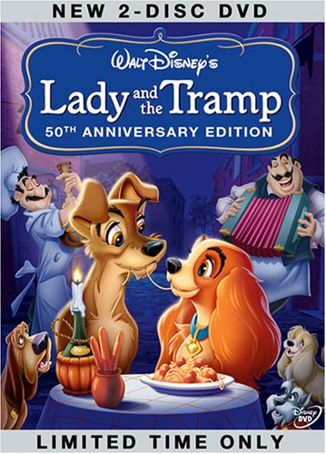 Lady and the Tramp Two-Disc 50th Anniversary Platinum Edition