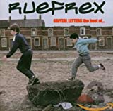 Capa de Capital Letters: The Best of Ruefrex