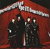 Copertina di album per hell bound heart