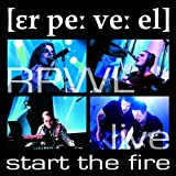 Cubierta del álbum de Live: Start the Fire