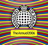 Cubierta del álbum de Ministry of Sound: The Annual 2006 (disc 1)