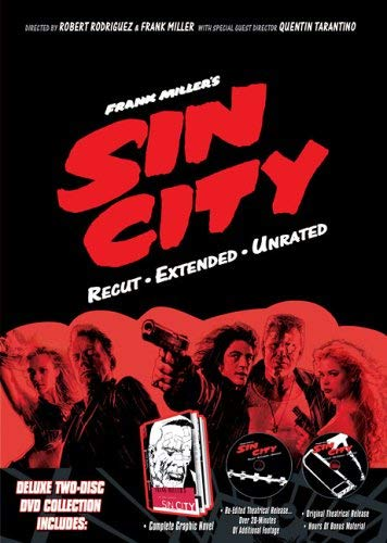 Sin City - Unrated  DVD