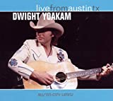 Album cover for Live From Austin Texas