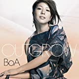 Album cover for OUTGROW (DVD付)