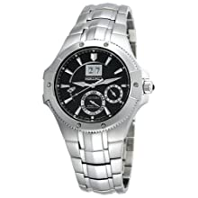 Seiko Men's Kinetic Coutura Watch # SNP007 | GoSale